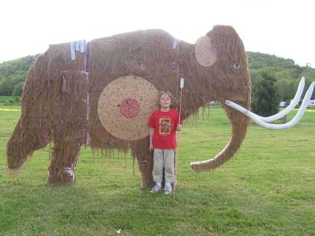5 Mammoth Hunt - last hunter standing
